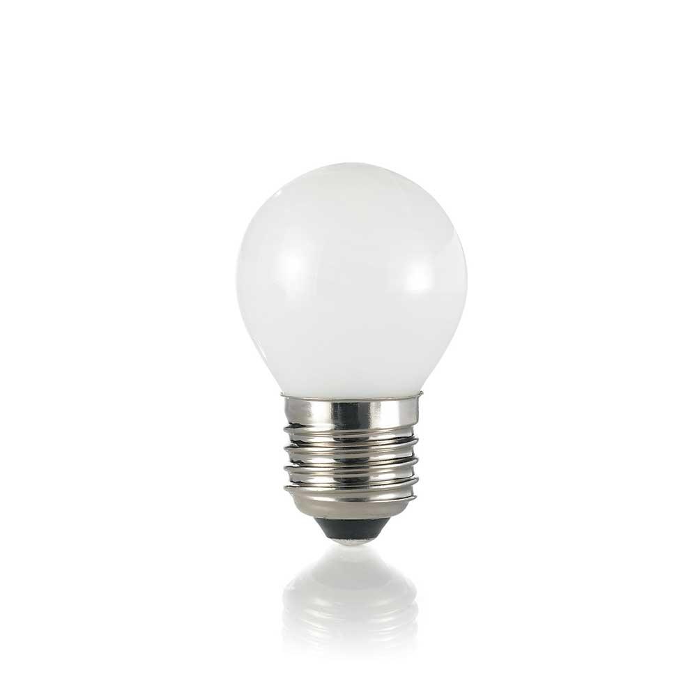 LAMPADINA CLASSIC E27 4W SFERA WHITE 3000K