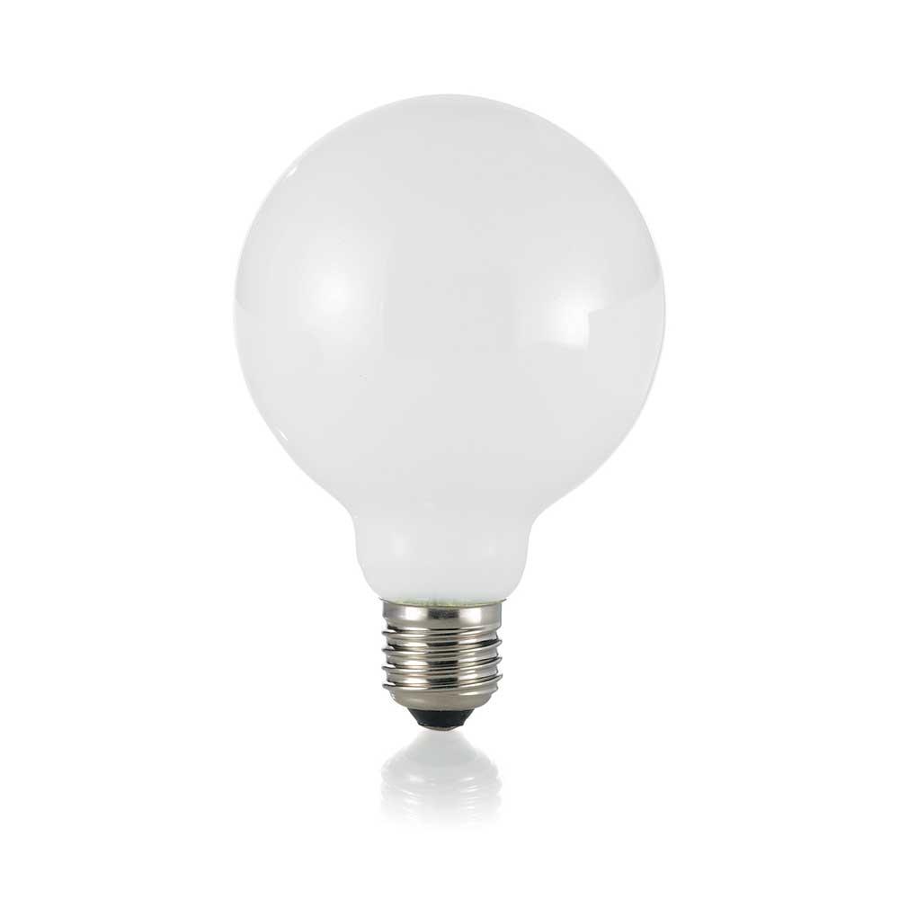LAMPADINA CLASSIC E27 8W GLOBO D95 WHITE 3000K