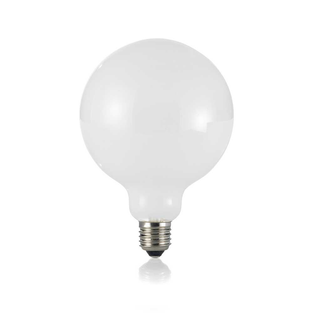 LAMPADINA CLASSIC E27 8W GLOBO D125 WHITE 3000K