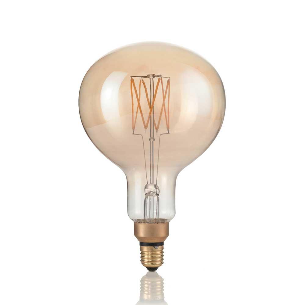 LAMPADINA VINTAGE XL E27 4W GLOBO SMALL