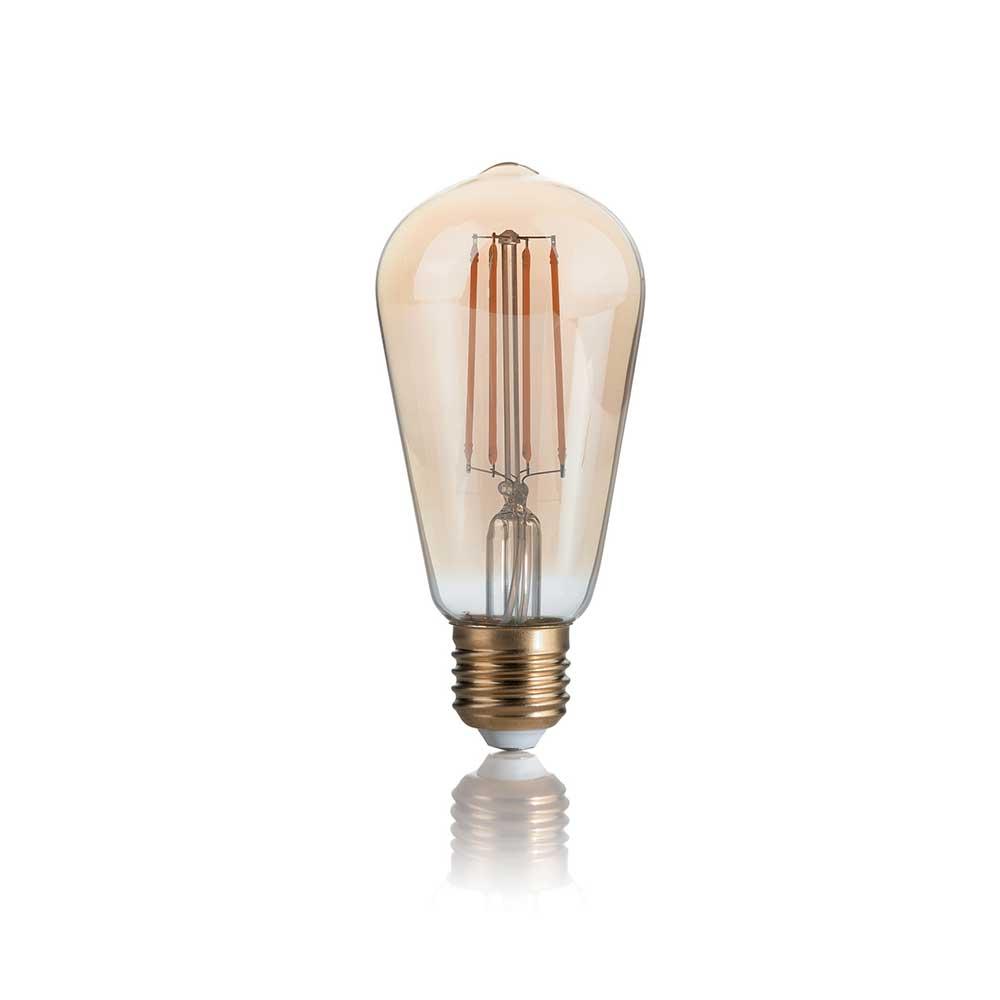 LAMPADINA VINTAGE E27 4W CONO