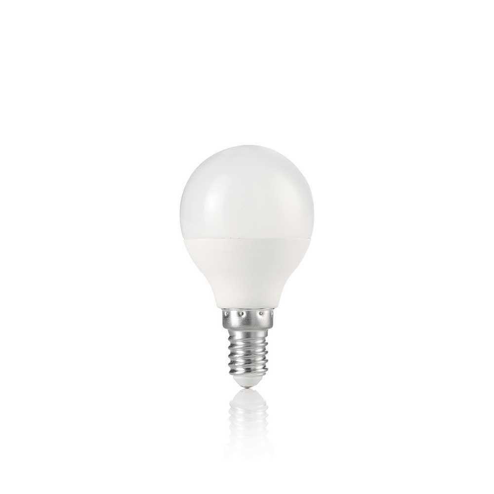 LAMPADINA POWER E14 7W SFERA 3000K