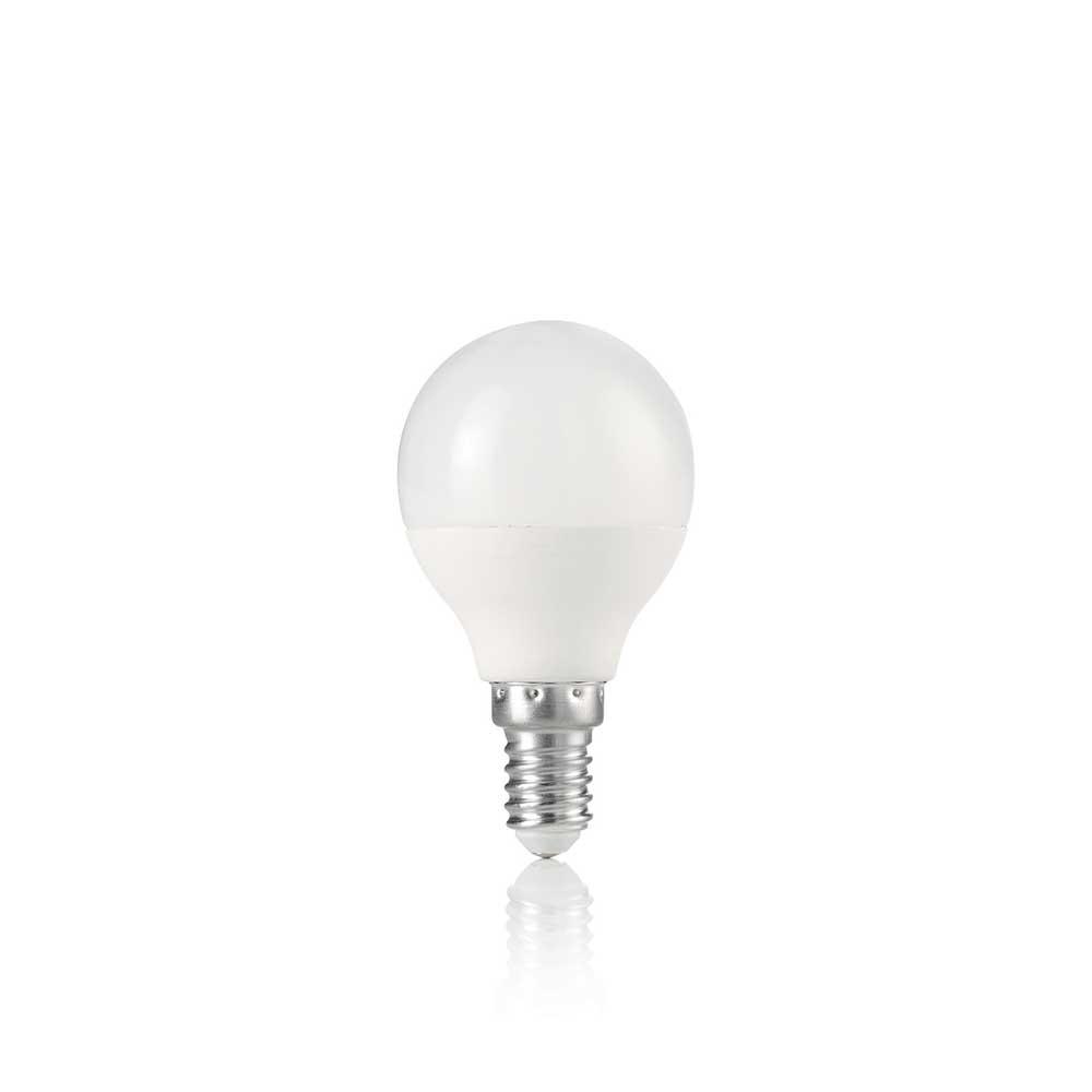 LAMPADINA POWER E14 7W SFERA 4000K