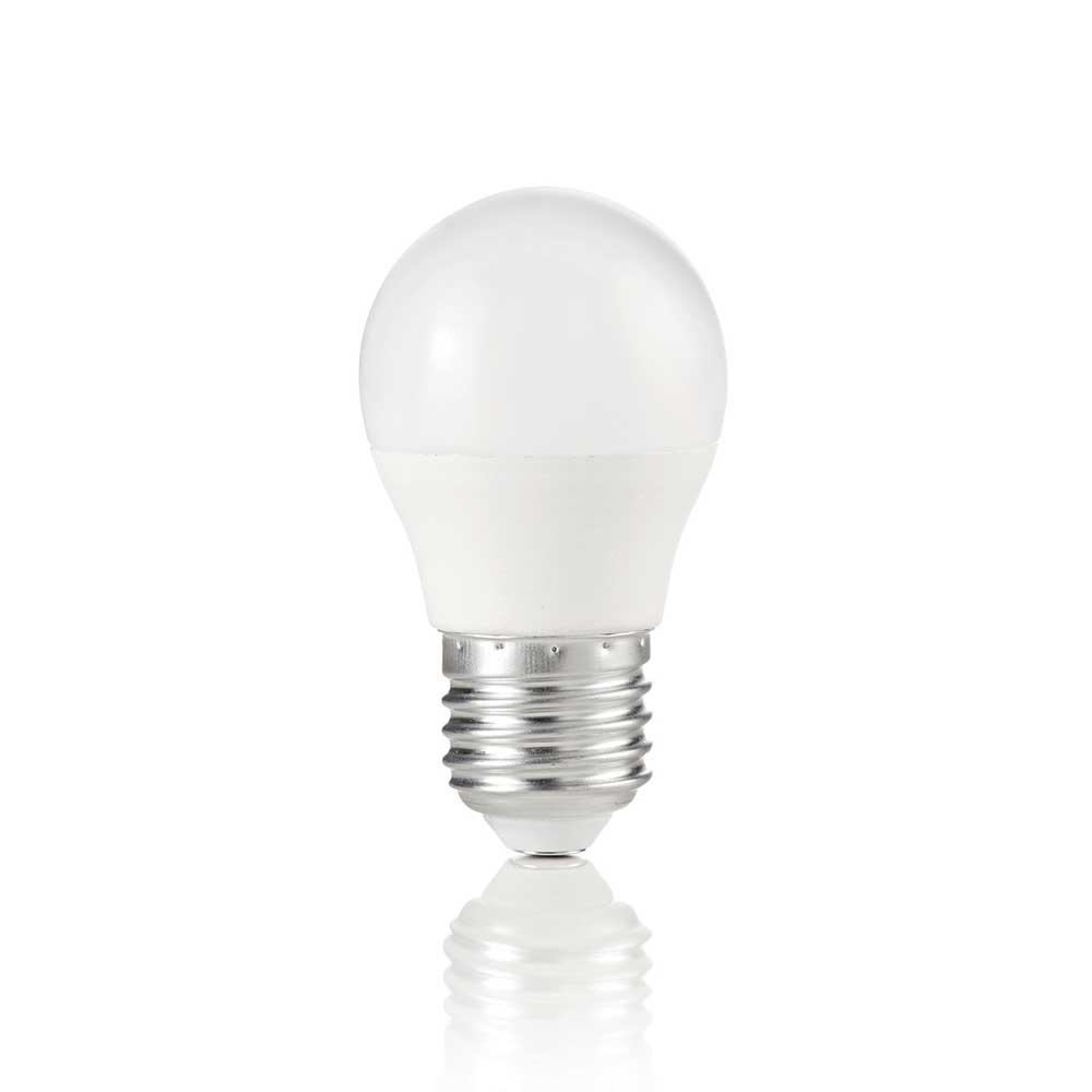 LAMPADINA POWER E27 7W SFERA 4000K